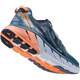 Hoka One One Gaviota Running Shoes Men bluestone/black iris